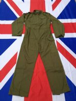BRITISH ARMY GREEN OVERALLS